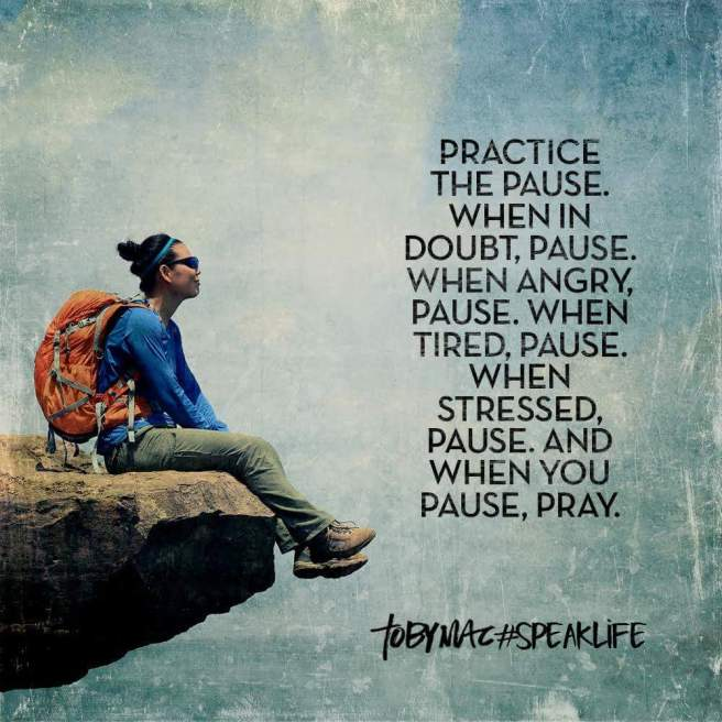 TobyMac Practice the Pause